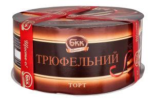 Торт БКК Трюфельний 450г