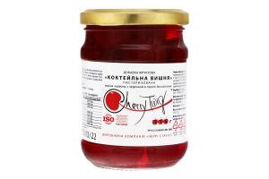 Добавка фруктовая Коктейльная вишня Cherry Twig с/б 315г