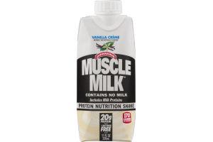 Muscle Milk Protein Nutrition Shake Vanilla