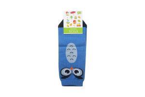 Носки детские Легка хода №9212 18-20 васильковый