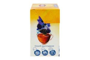 Чай чорний байховий зі шматочками ягід Blue Fruit Lipton к/у 20х1.8г