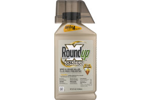 Round Up Weed & Grass Killer Concentrate Extended Control