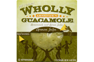 Wholly Guacamole All Natural Guaca Salsa