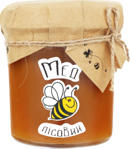 Мёд Лесной beHoney с/б 460г