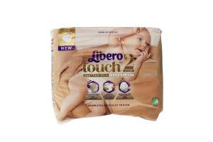 Libero підгузн дитяч Touch 2 преміум (32)