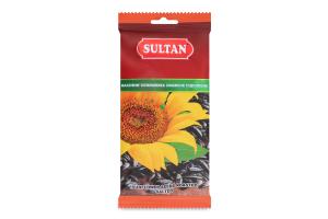 Насіння соняшника смажене підсолене Sultan м/у 120г
