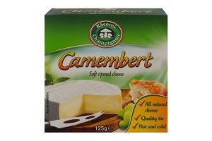 Сир 50% Камамбер Kaserei Schampignon к/у 125г