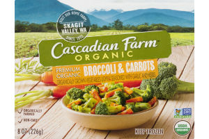 Cascadian Farm Organic Broccoli & Carrots