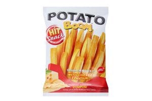 Палички оригінальні зі смаком картоплі з cиром Potato boom м/у 25г