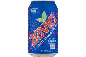 Zevia Zero Calorie Soda Cherry Cola