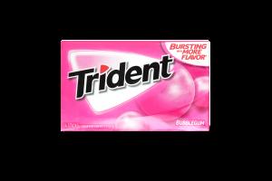 Резинка жевательная Trident баблгам