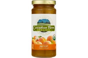 Cascadian Farm Organic Apricot Fruit Spread