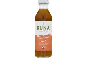 Runa Peach Tea Lightly Sweetened