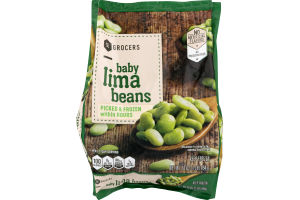SE Grocers Lima Beans Baby