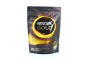 Кофе Nescafe Gold 230г