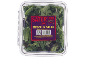 Satur Farms Mesclun Salad