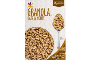 Ahold Granola Oats & Honey