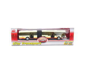 Автомобиль Городской автобус Dickie