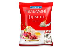 Пельмени мясные замороженные Фирменные Геркулес м/у 800г