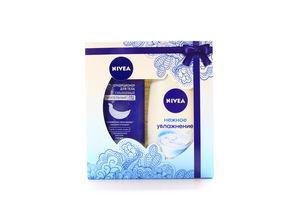 Набір Nivea крем-гель д/душу250мл+кондиціонер д/тіла250мл х8