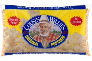 Cousin Willie's Original Popcorn