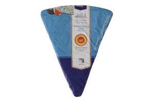 Сир 48% з блакитною пліснявою Gorgonzola Dop dolce Metro Chef кг