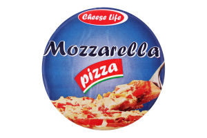 Продукт белково-жировой 45% рассольный Mozzarella Pizza Cheese Life кг