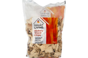 Smart Living Hickory Wood Chips