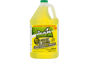 Mean Green House & Siding Pressure Washer Ultra Concentrate