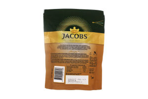 Кава розчинна порошкоподібна Monarch Crema Jacobs д/п 60г