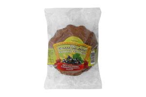 Кекс з пророщеної пшениці Смородиновий УкрЕко-Хліб 200г
