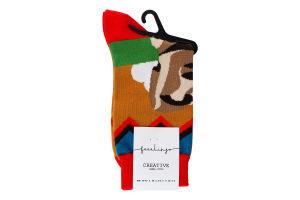 Шкарпетки Feeelings Creative №465 36-40 Перу