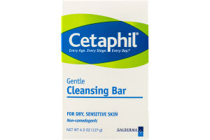 Cetaphil Gentle Cleansing Bar