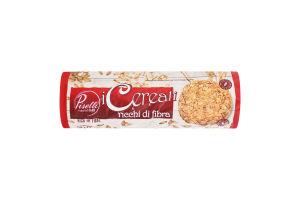 Печиво вівсяне з клітковиною Piselli м/у 250г