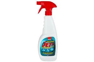Пена для мытья ванны Jet Sano 1л
