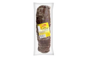 Хлеб нарезанный Заварной с луком Дніпровський Хлібокомбінат №11 м/у 450г