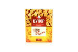 Сахар тростниковый коричневый прессованный АТА к/у 500г