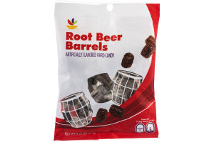 Ahold Root Beer Barrels Hard Candy