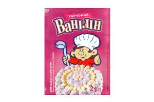 Ванилин пищевой Добрик м/у 2г