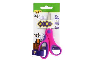 Ножиці 126мм №ZB.5005-10 Kids Line Zibi 1шт
