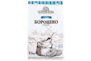 Мука рисовая жерновая Зелений млин м/у 0.5кг