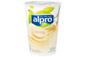 Продукт соевый ферментированный ванильный Alpro ст 500г