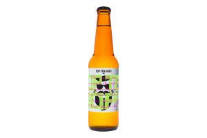 Пиво 6.5% светлое нефильтрованное Top Ten Hops Beermaster Brew бут