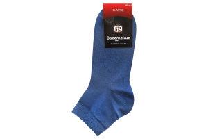 Брестские шкарпетки чоловічі Classic укорочені 2124 р.25, 000 джинс