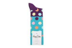 Носки муж Happy Socks цвет 41-46 BDB01-6001