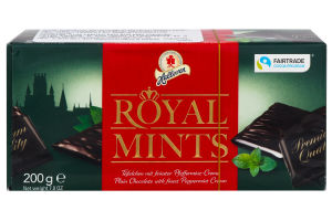 Шоколад Halloren Royal Mints ^