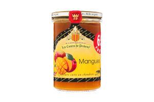 Конфитюр Les Comtes de Provence с манго