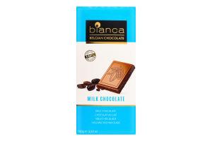 Шоколад молочный Bianca