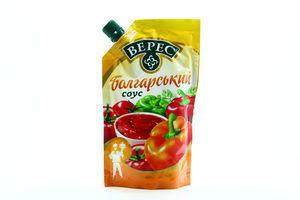 Соус Верес Болгарский д/п 215г