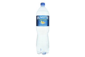 Напій безалкогольний слабогазований Лимон Buvette 1.5л п/пл